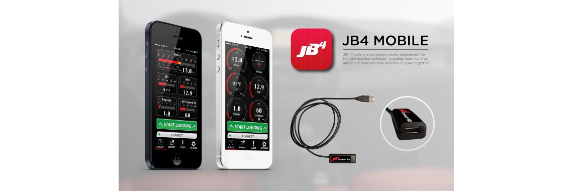 JB4 Connect Kit